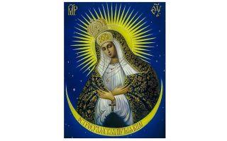 Молитва иконе Божьей Матери «Остробрамская»: на русском языке, в чем помогает и значение