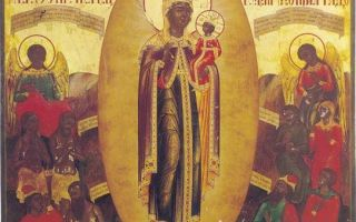 Молитва иконе Божьей Матери «Всех скорбящих радость»: на русском языке и в чем помогает образ?