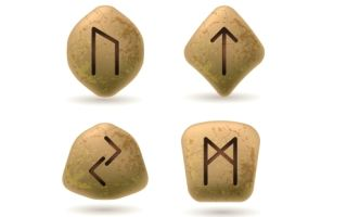 Гадание на трех рунах: расклад на ситуацию 3 норны