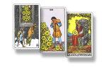 6 Жезлов (шестерка посохов, булав): общее описание карты, сюжет и значениев раскладе и гадании