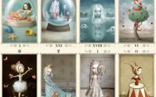 Таро Николетта Чекколи: галерея и значения карт, сочетания и толкования в раскладах