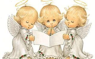 Оберег трех ангелов: от всех проблем, значение и магические свойства знака