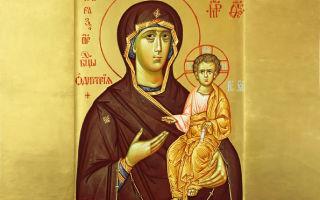 Молитва иконе божьей матери «одигитрия»: о путешествующих, значение, в чем помогает