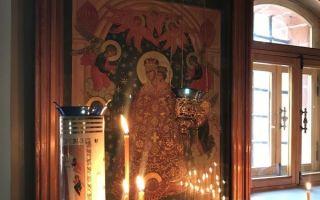 Молитва иконе Божьей Матери «Прибавление ума»: детям и к Пресвятой Богородице, значение лика