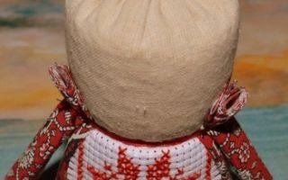 Кукла зернушка: сделать своими руками, оберег, значение