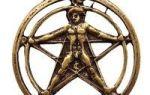 Символ Звезда в круге (Пентаграмма): сатанинский знак, значение и амулет