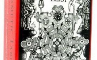 Таро Гранд Эттейла: галерея и особенности раскладов на колоде