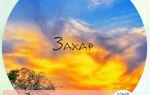 Захар: святые покровители и день ангела, склонение по падежам и как складываются юношеские годы