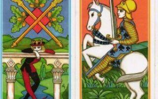 Рыцарь Мечей (всадник клинков, шпаг): описание и толкование, основные идеи и значение карты в различных раскладах