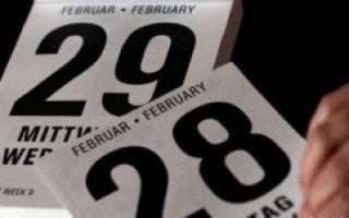 29 февраля (Касьянов день, Високос) в 2020 году: какой праздник, святой и именины, откуда берется и зачем нужен?