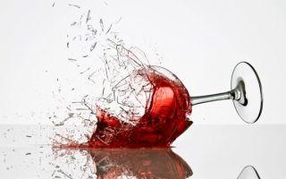 К чему разбивается кружка: разбитый стакан, примета, что значит