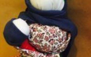 Обережные куклы-мотанки: виды и названия, сделать своими руками?