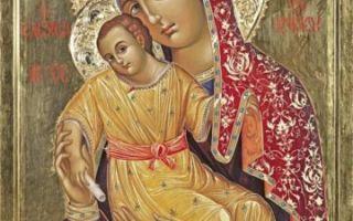 Молитва иконе Божьей Матери «Милостивая» (Киккская): в чем помогает и значение образа