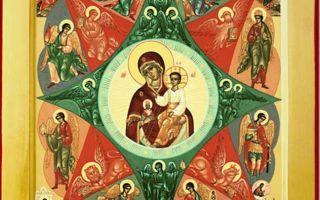 Молитва иконе Божьей Матери «Неопалимая Купина»: значение и защита от пожара, в чем помогает образ?