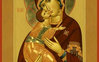 Молитва иконе Божьей Матери «Владимирской»: о помощи и исцелении, значение образа