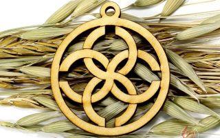 Оберег свадебник: значение символа для мужчин и женщин, использование на свадьбе и для молодоженов