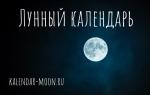 Лунный календарь на декабрь 2019 года: фазы луны, благоприятные и неудачные дни для важных дел