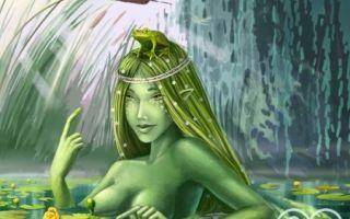Кикимора болотная: кто это, как выглядит и как изгнать из дома самостоятельно?