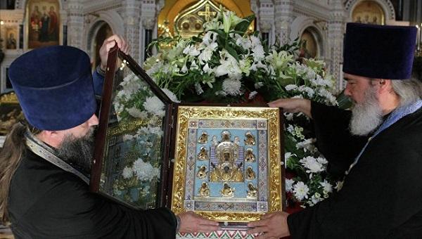 Молитва Курской Коренной иконе Божией Матери «Знамение»: значение, в чем помогает