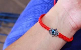 Можно ли носить красную нить православным в христианстве