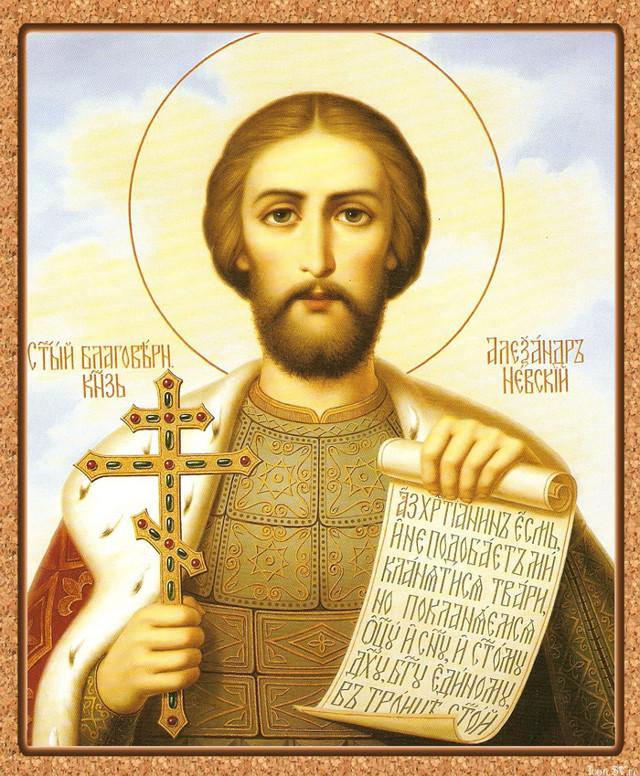 Молитва святому Александру Невскому: когда молятся, благоверному