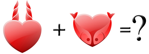 Козерог и рыбы: совместимость в любви и браке, гороскоп
