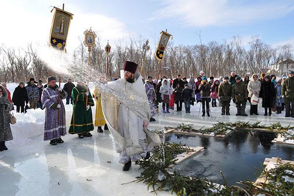 Заговор на Крещение 19 января 2020 (Богоявление): Натальи Степановой сибирской целительницы, молитвы и обереги