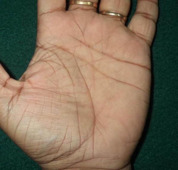 Линия ангела хранителя: на руке, хиромантия, сестры