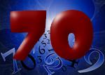 Цифра 70: значение в нумерологии