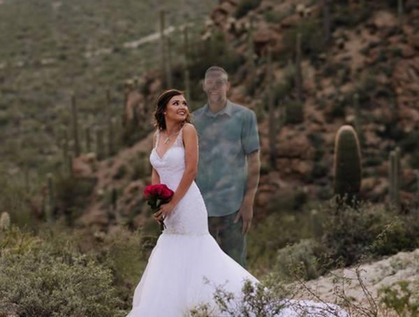Призрак невесты попросил о помощи