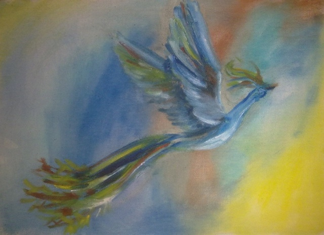 Оберег птица счастья: сделать своими руками, значение, для дома