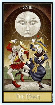 Таро Безумной Луны (Девиант Мун): галерея, значения карт, сочетания и толкования в раскладах