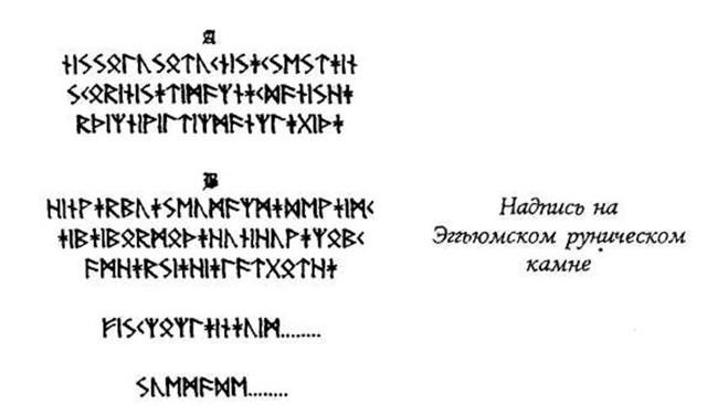 Скандинавские руны по дате рождения: значение, описание и толкование на русском в таблице