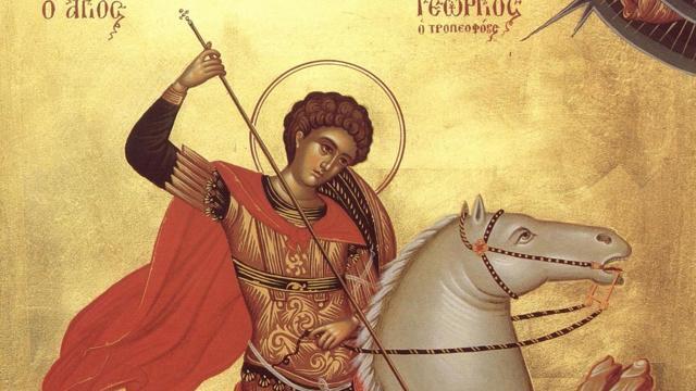 Молитва Георгию Победоносцу: сильная защита, от врагов, о чем молятся
