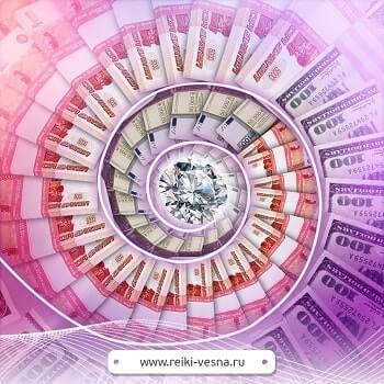 Мандала для привлечения денег и материального благополучия, богатства и процветания, изобилия и успеха: для раскрашивания, на рабочий стол
