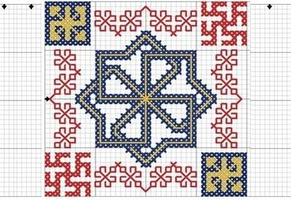 Оберег Молвинец: значение, славянский символ, описание