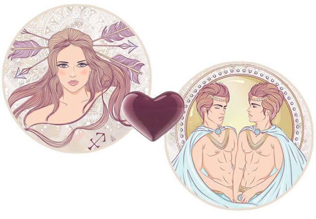 Близнецы: совместимость с другими знаками зодиака в любви и дружбе