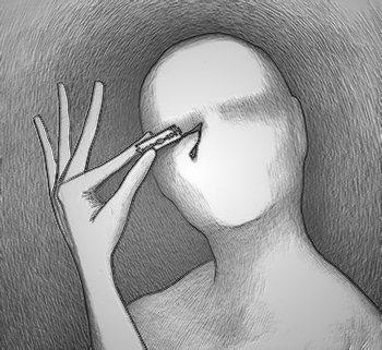 Порча на сумасшествие, безумие (на голову): как определить, последствия