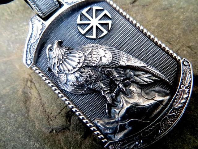 Чертог орла: описание оберега, значение, толкование