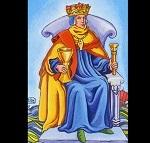 Король Кубков (Чаш): значение аркана Таро, сочетания с другими картами, толкование в гаданиях и раскладах, перевернутый и прямой