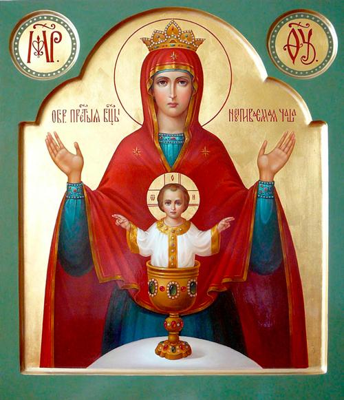 Молитва от пьянства: мужа, сына, женщины