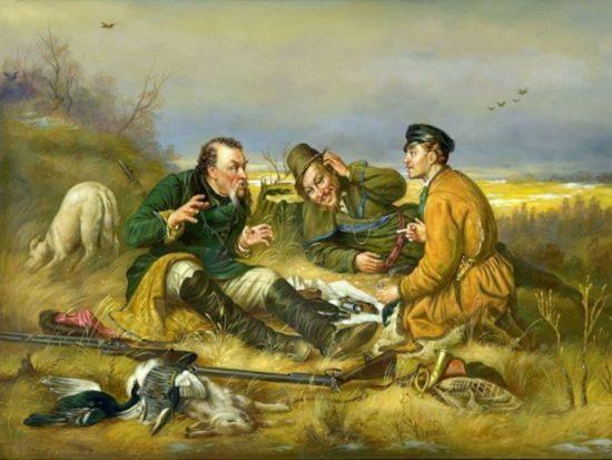 Заговор на удачную охоту: обряды