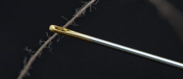 Порча на иглу (подклад): с ниткой, как снять, что означает