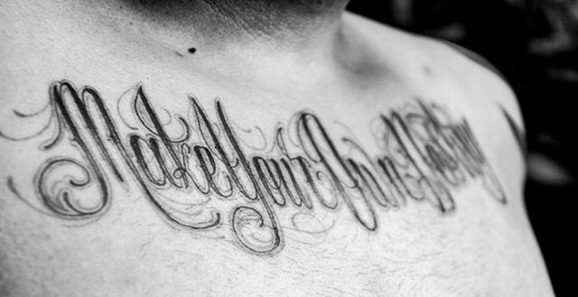 Надписи рунами: как правильно писать свое имя, слова «страха нет», схемы фраз на русском для начертаний тату и оберегов