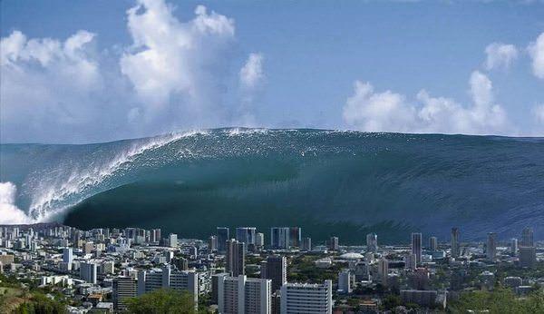 Сон о цунами по соннику: большая волна, к чему видеть, значение для женщины и мужчины, в городе, накрывает, спастись