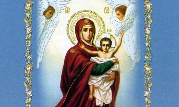 Молитва иконе Божьей Матери «Благодатное Небо»: в чем помогает, значение