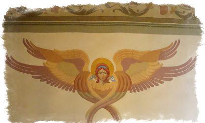 Шестикрылый Серафим: ангел, кто такой, сколько крыльев