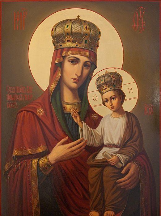 Молитва иконе Божьей Матери «Черниговской» (Гефсиманской): в чем помогает, значение