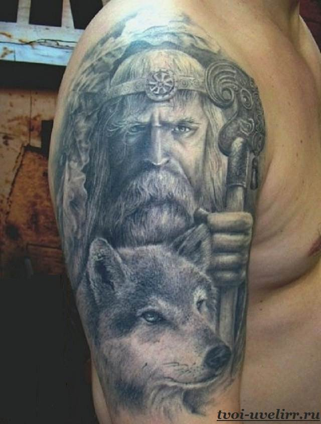 Татуировки-обереги: значение, для мужчин и женщин, славянские символы
