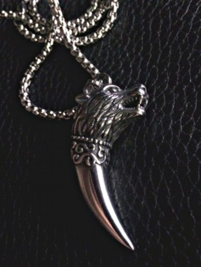 Амулет клык волка: значение, для мужчин, женщин, детей магические свойства